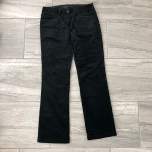 Theory Velvet Pants - Black Size 6